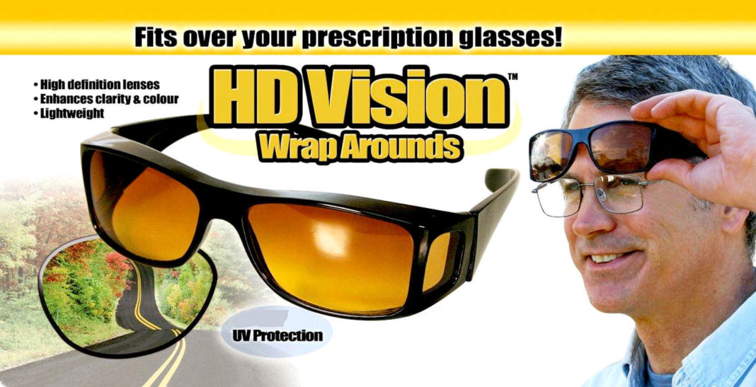 clear view glasses gives you the best clarity especially when driving at night to prevent accident.
