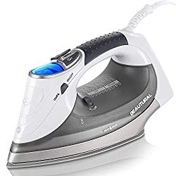 Beautural 1800 Watt iron is a very strong iron which is capable to perform a wonderful operation.