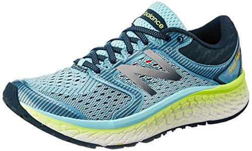 New Balance is another top-of-the-line brand with numerous products to its name. The Fresh Foam 1080v7 is a treadmill running shoe that delivers in terms of comfort, and it competes well in terms of design.