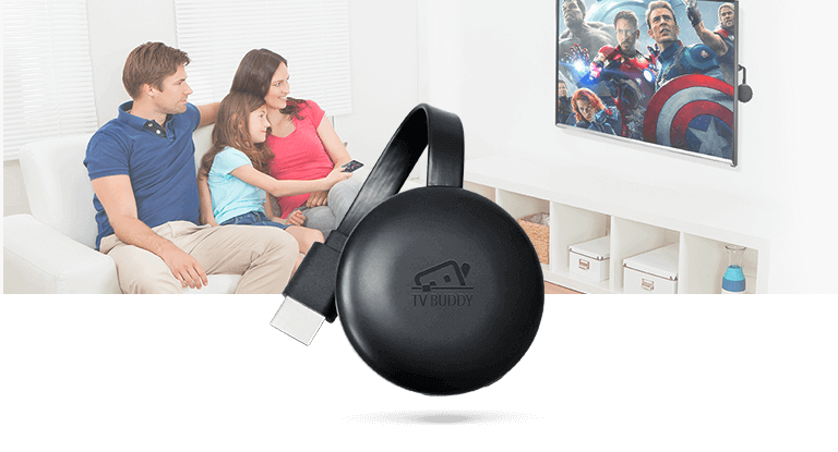 tv buddy caster review