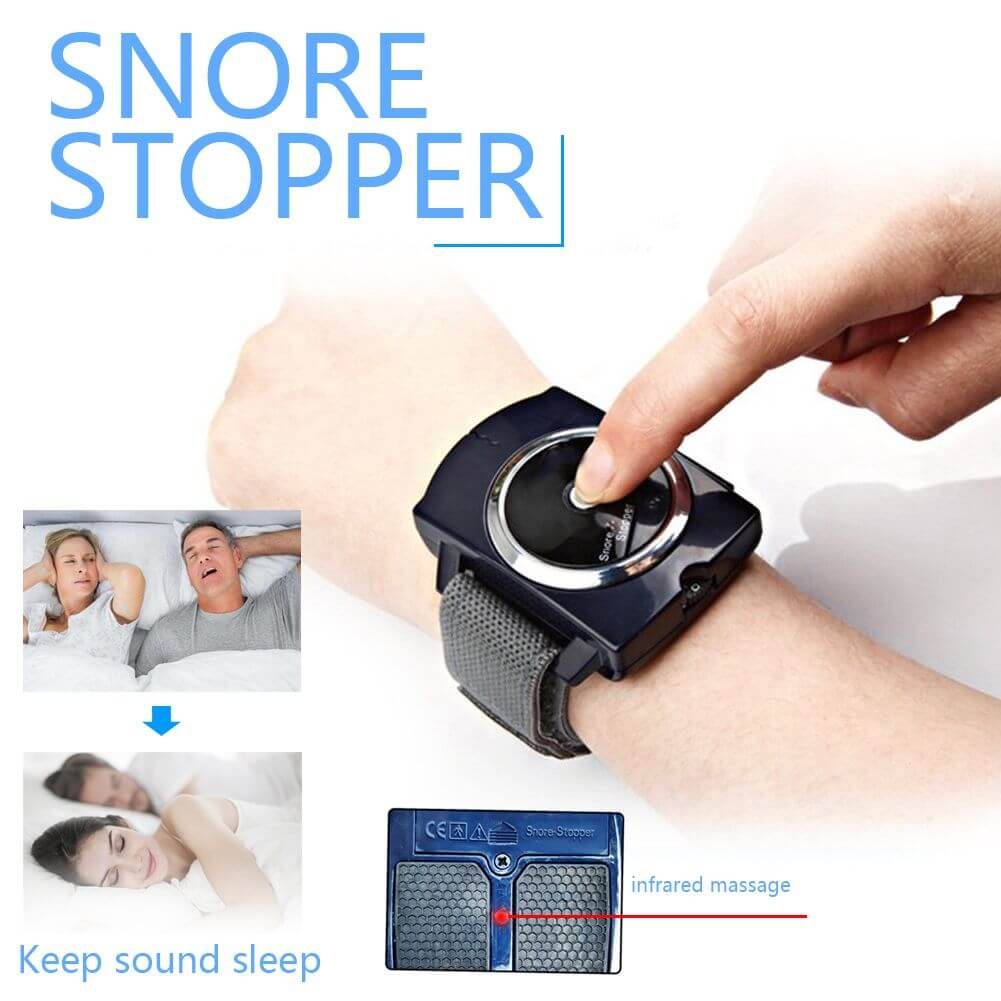 Sleep Connection Snore Review