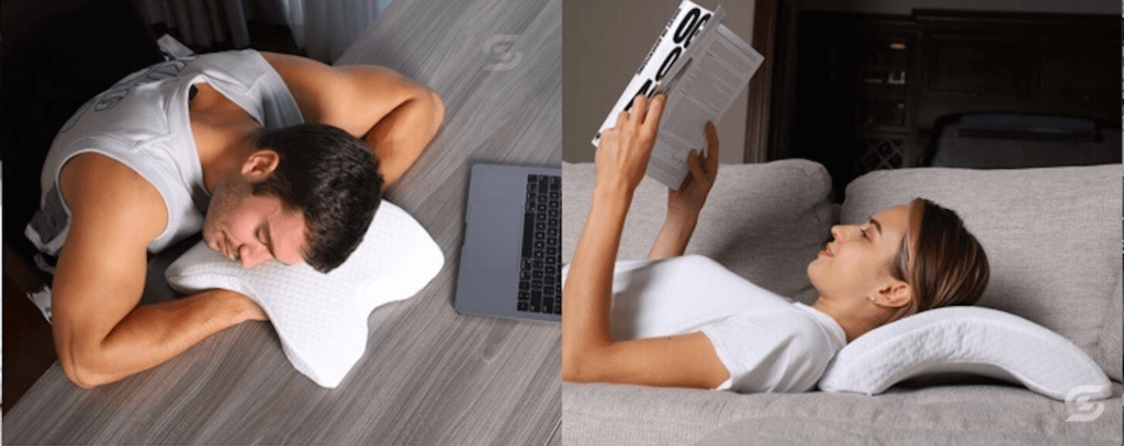 NeckRelax Couple Pillow Review